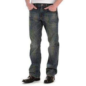 Lee Modern Series Stretch Relaxed Bootcut Jeans 38